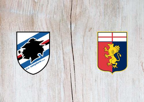 Sampdoria vs Genoa -Highlights 22 July 2020