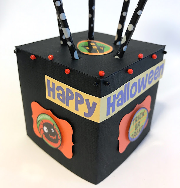 halloween centerpiece lisa fulmer