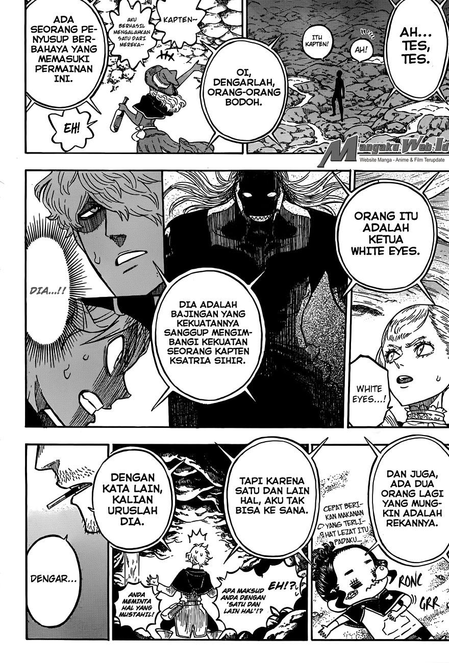 Manga Black Clover Chapter 63 Bahasa Indonesia