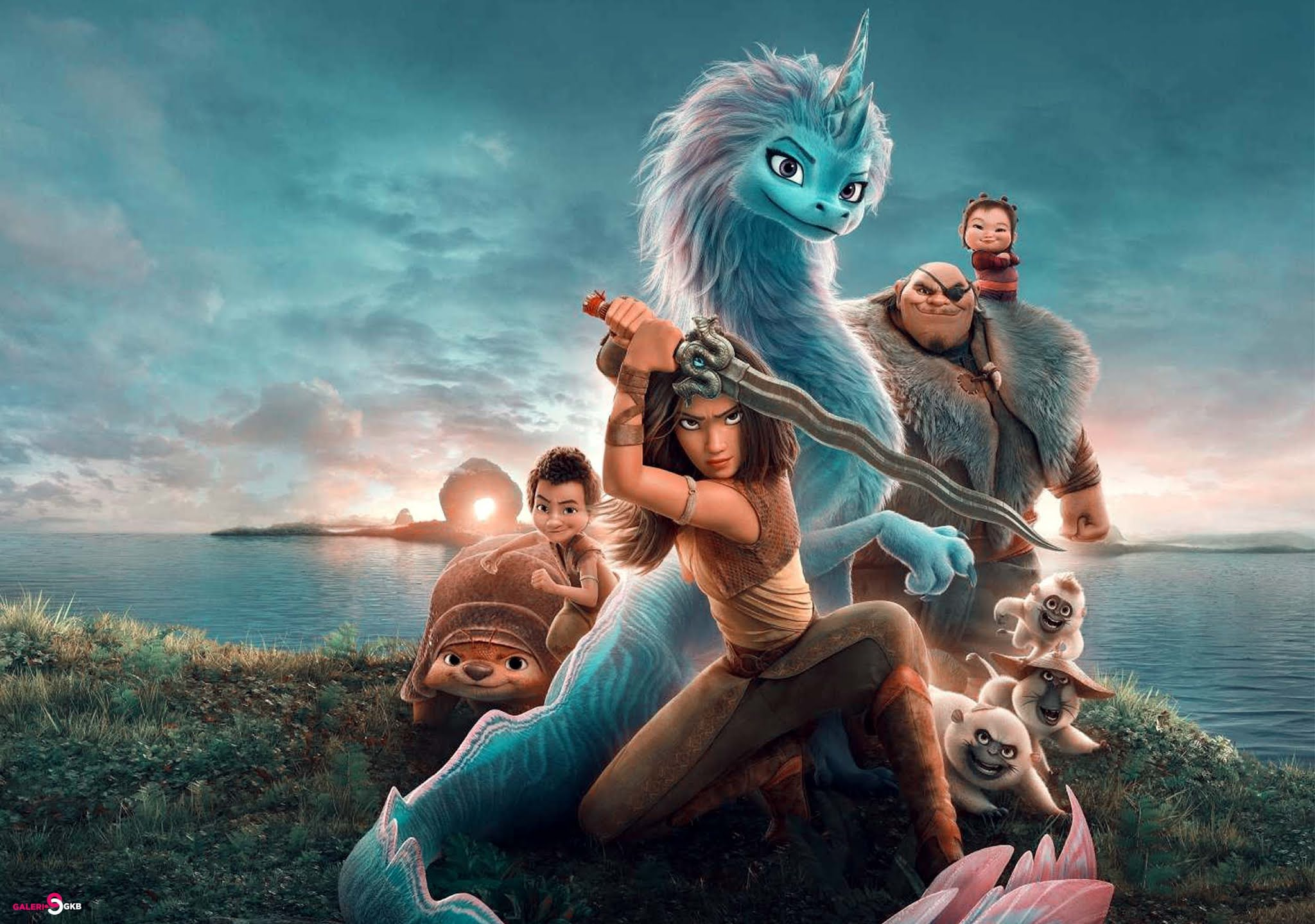16 Best Raya And The Last Dragon 8K Ultra HD Wallpaper For Desktop