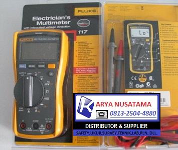 Jual Digital Multimeter Non Contac Fluke 117 di Surabaya
