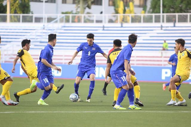 """Đua """"Vua phá lưới"""" SEA Games: Đức Chinh - Tiến Linh áp đảo, thất vọng SAO Thái 2"""