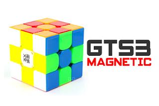 Review singkat rubik dari MoYu dalam seri Weilong GTS3M