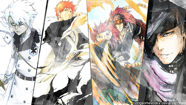 Bleach (229/229) (75MB) (HDL) (Latino) (Mega)