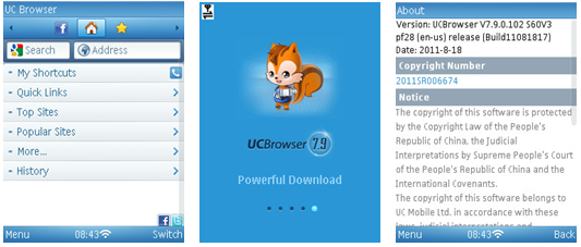 By Photo Congress || Uc Browser 9 For Android Mobile
