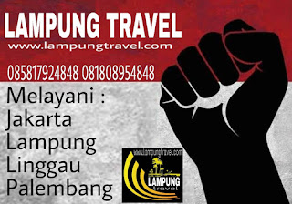 Travel Jati Bening Tujuan Pesawaran Lampung