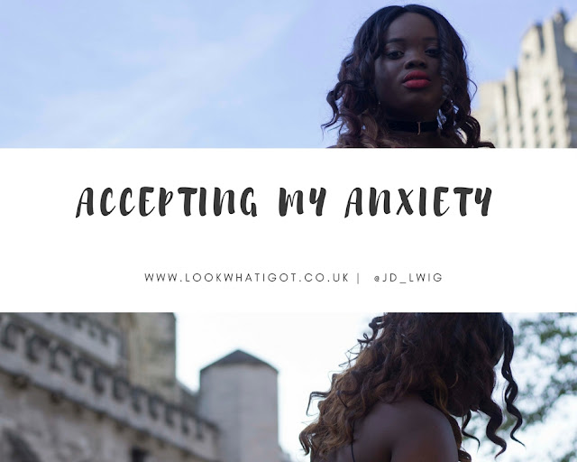 Accepting anxiety