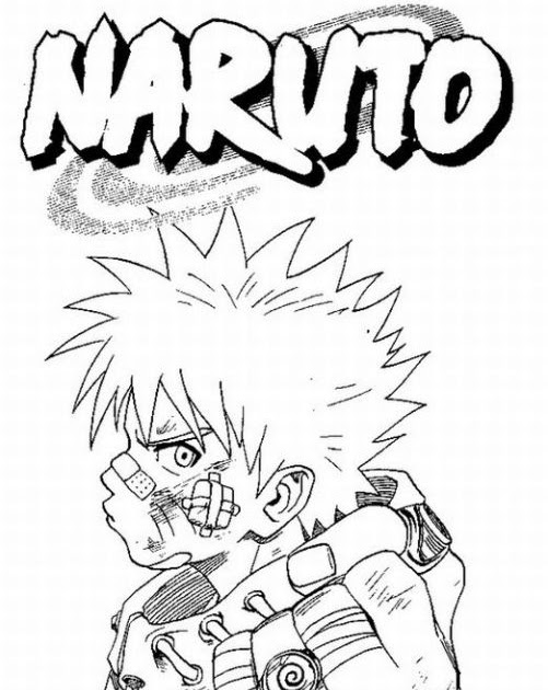 Naruto Coloring Pages | Learn To Coloring