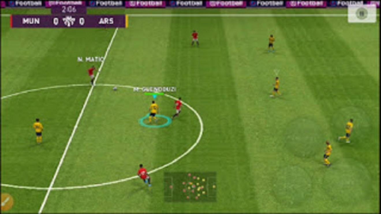 game sepakbola mobile terbaik