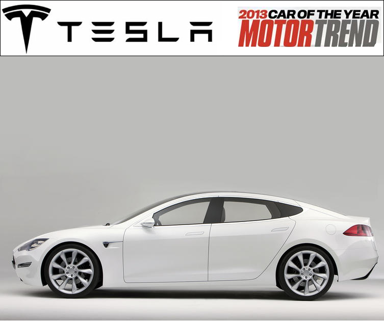 The GREEN MARKET ORACLE: The Electric Tesla S is Motor ...