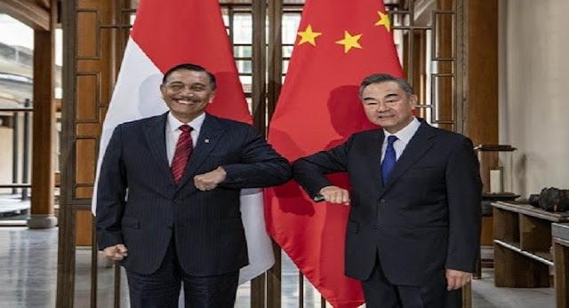 Dapat Undangan dari Menlu Wang Yi, Luhut Binsar Panjaitan Akan Kunjungi China
