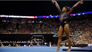 Simone Biles, U.S. Gymnastics Championships