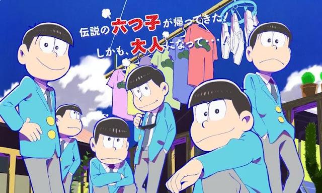 Osomatsu-San 2