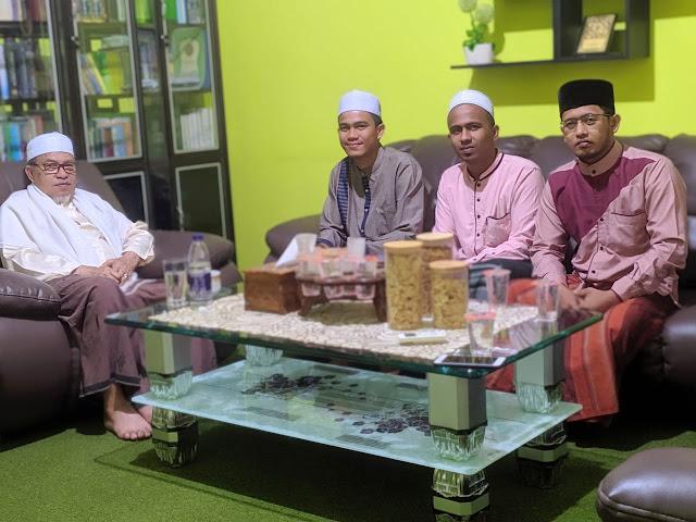 Abu MUDI Restui Program Dakwah HAMAS