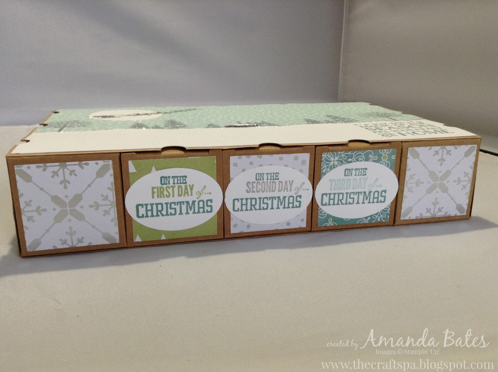 The Craft Spa - Stampin' Up! UK independent demonstrator : A ...