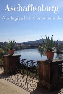 Schöntalpark und Schloss Johannisburg