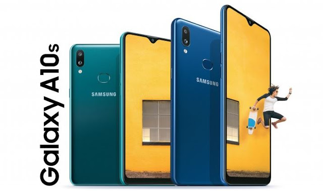 Samsung Galaxy A10s Receives Android 10 Update