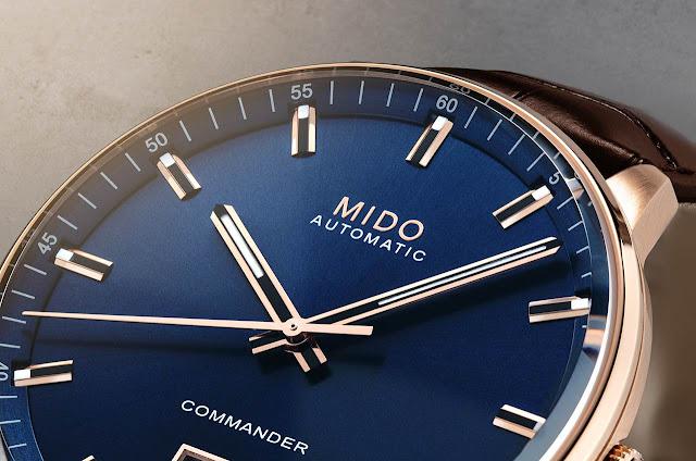 Mido Commander Big Date ref. M021.626.36.041.00