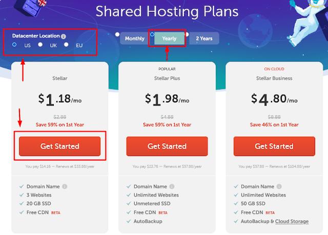 How To Buy Namecheap Domain & Web Hosting 2