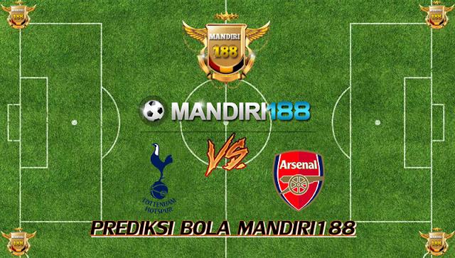 AGEN BOLA - Prediksi Tottenham Hotspur vs Arsenal 10 Februari 2018