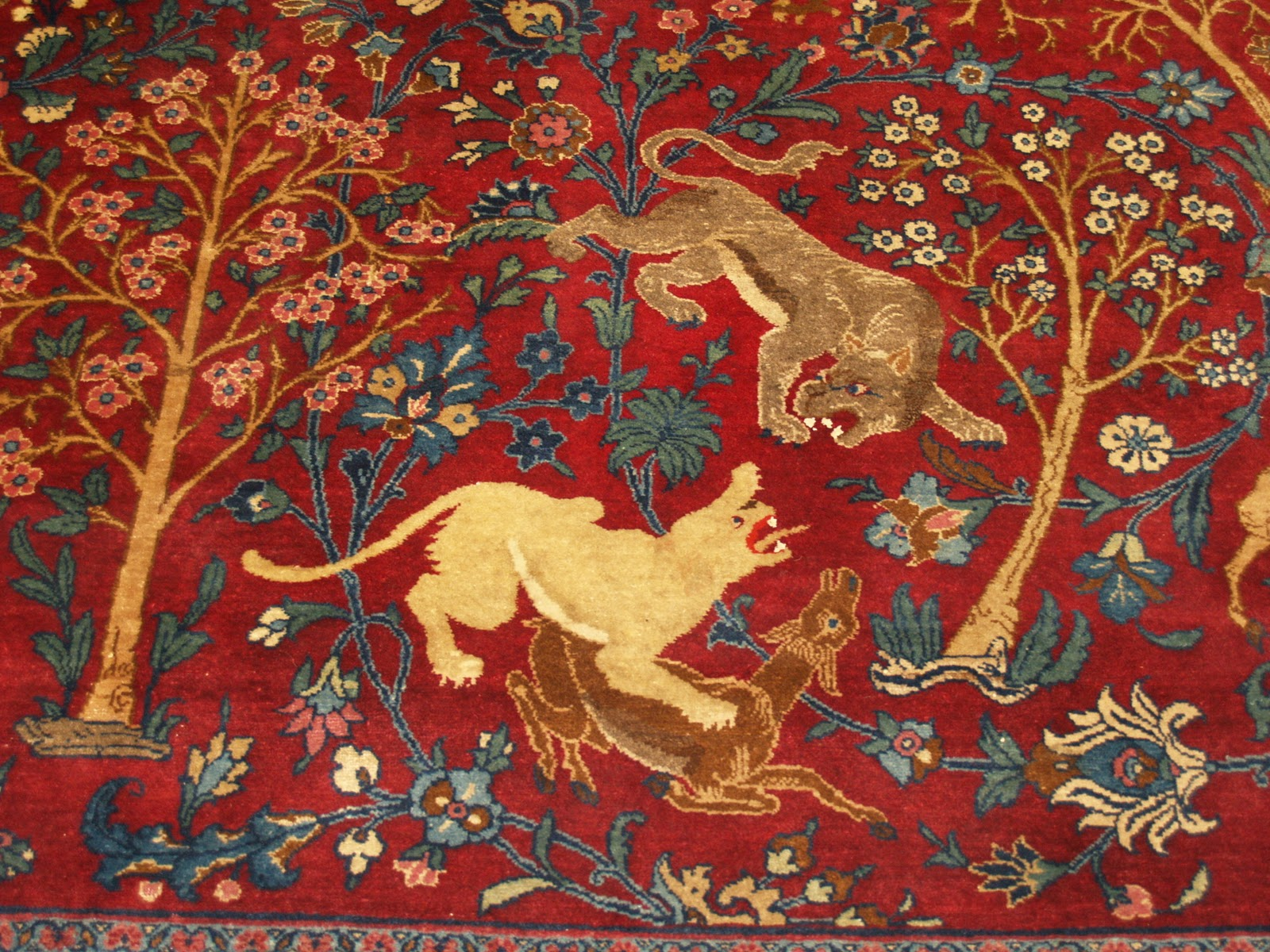 Animal Carpets Animal Carpets And Their Beauty