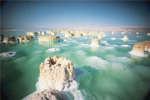 10 điều thú vị về Biển Chết 2