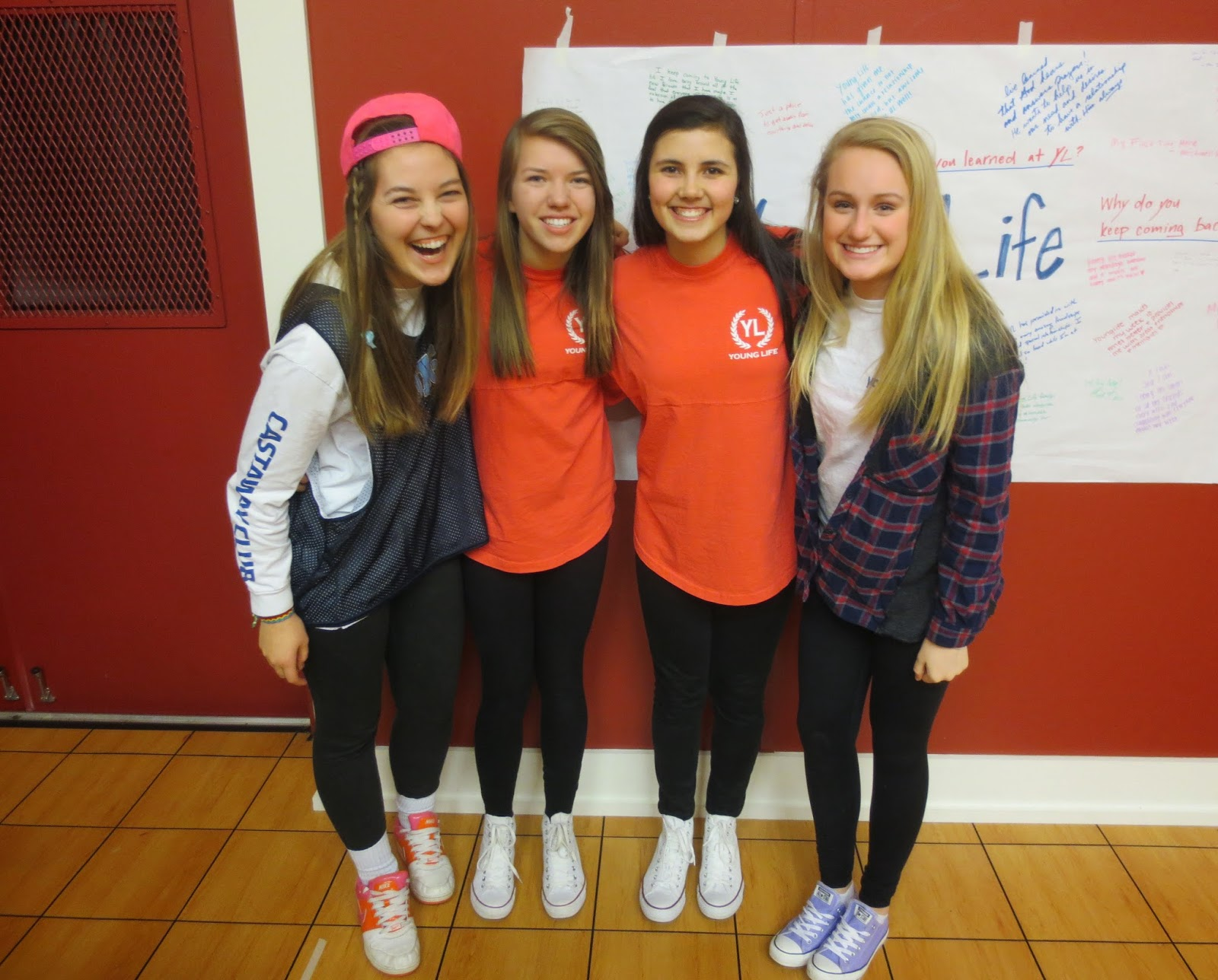 Overlap: Young Life Stories