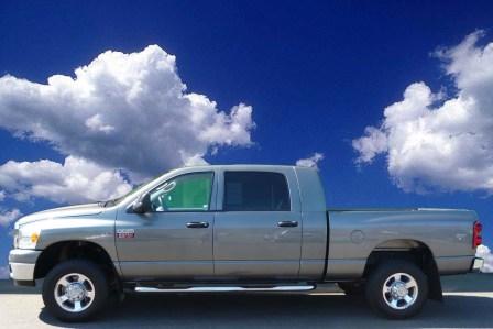 Dodge Dealership Seattle >> Gamblin Motors: 2008 Dodge Ram 2500 Mega Cab
