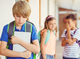 cara menjauhkan anak jadi korban bullying