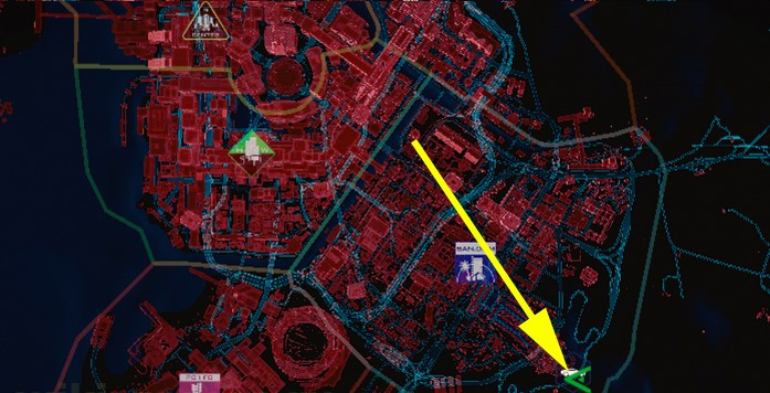 Epic Missile Launch System Location