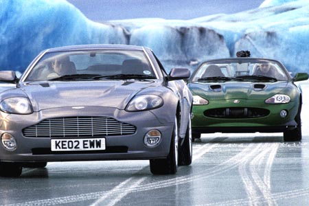 james bond die another day car - photo #17