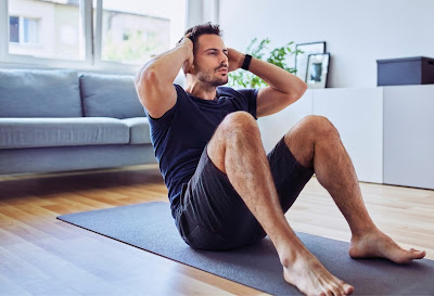 How to Build Muscles Fast At Home without Weights