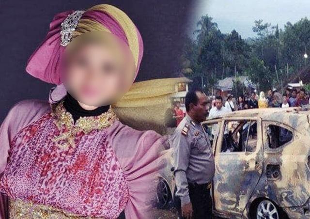 Foto Aulia Kesuma istri Pembunuh suami dan anak - FBTan.Mei.Nie