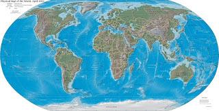 Objek Studi Geografi dan Aspek Geografi