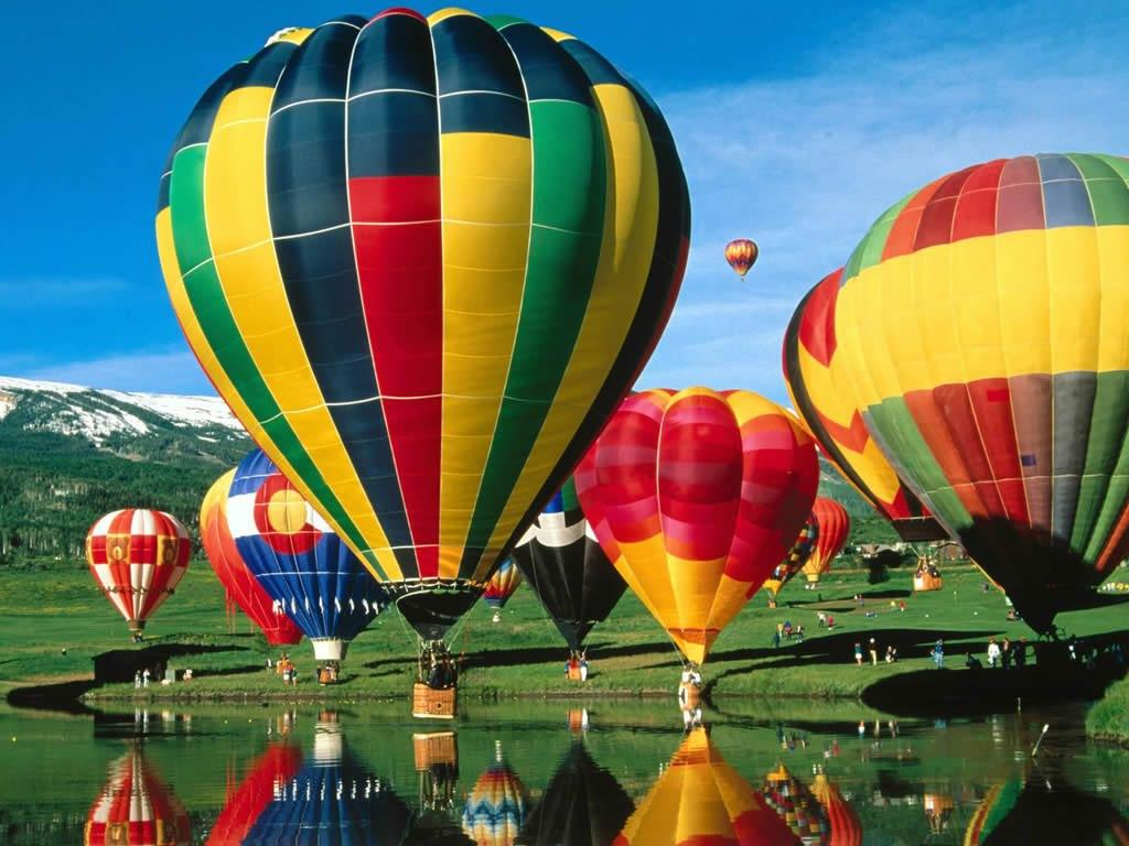 Latest Hot Air Balloons Wallpapers Center Wallpaper Hd Center