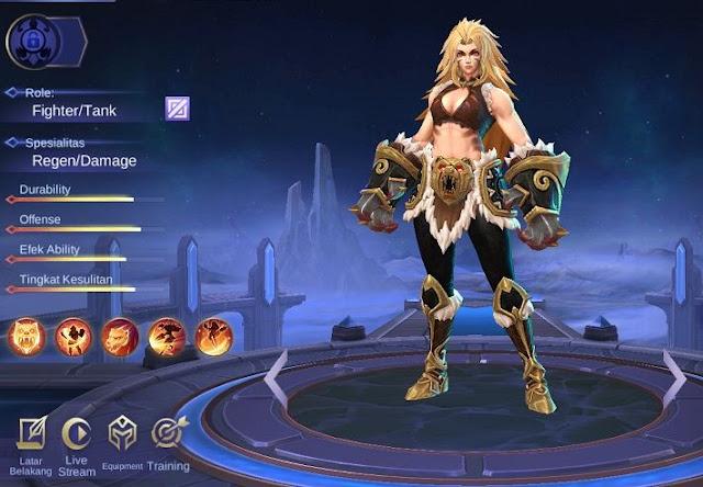 skill Masha Mobile Legends