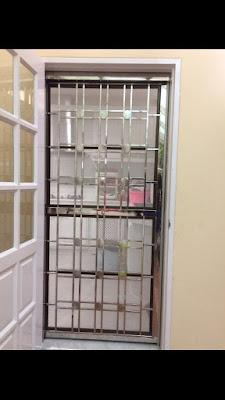 ประตูรั้ว เหล็กดัด หน้าต่าง ราวบันได สแตนเลส