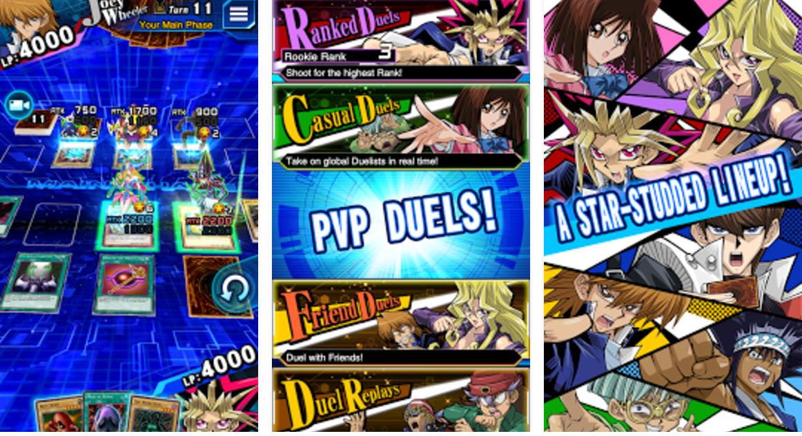Yu-Gi-Oh! Duel Links v1.1.1 Mod Apk (Unlocked) - Meirasoft ...