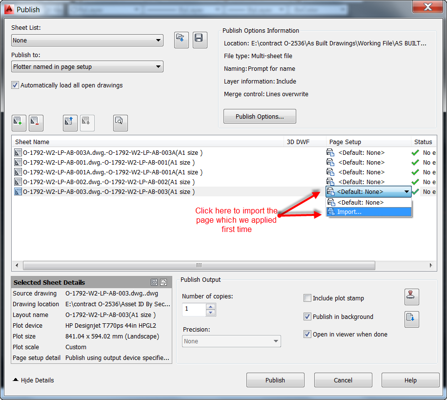 how to open stp file in autocad 2017