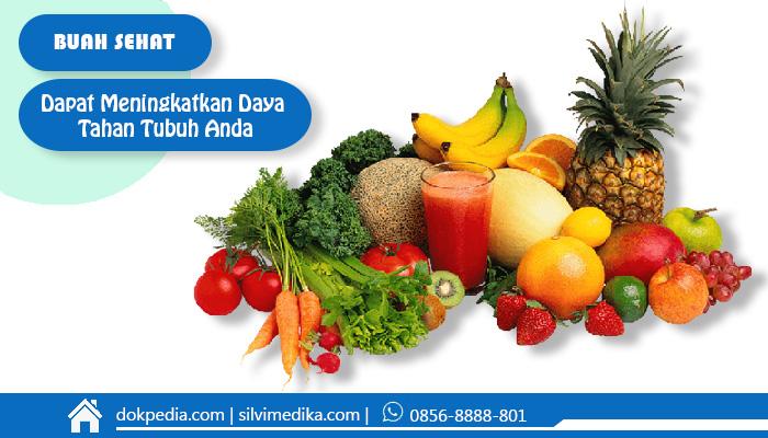 buah - buahan meningkatkan daya tahan tubuh - dokpedia