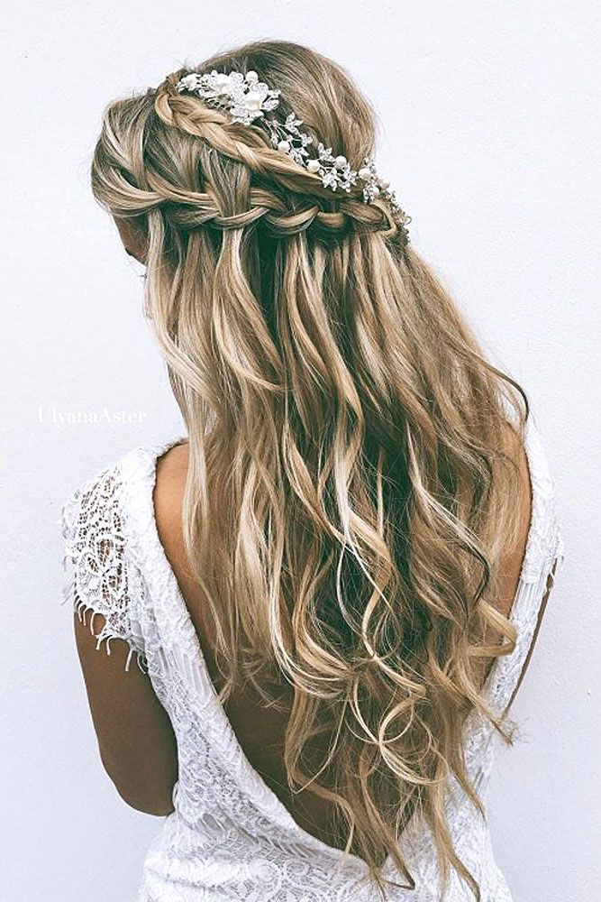 New Cool Wedding Hairstyles For Long Hair of 2019