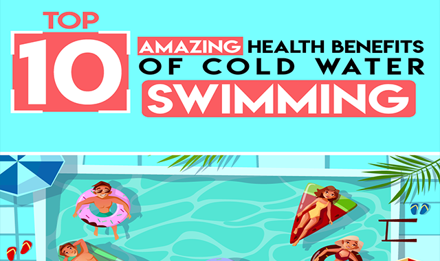 Top 10 Amazing Health Benefits of Cold Water Swimming