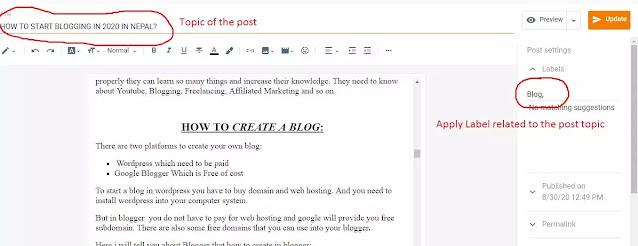 how to fix breadcrumbs error on blogger