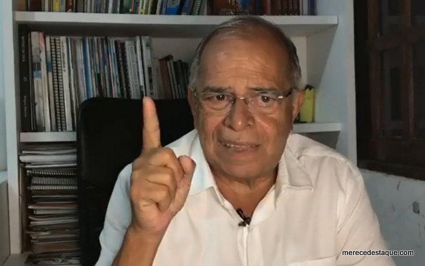 Fernando Aragão questiona gestão Edson Vieira sobre valor de R$ 3,8 milhões obtidos com transferência de pagamentos de servidores para o Bradesco