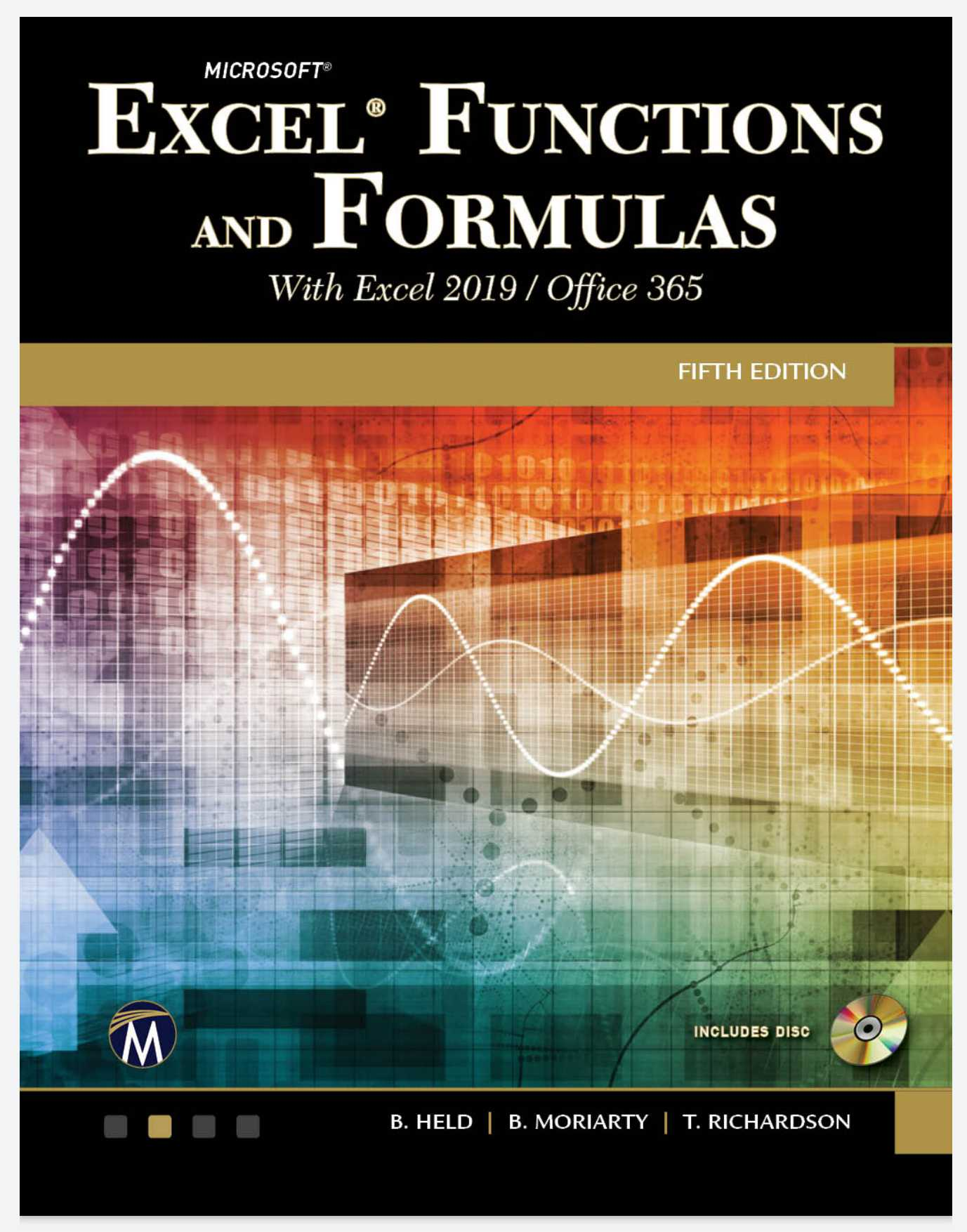 Microsoft Excel Functions and Formulas, 5th Edition