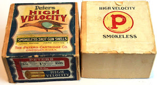 2 Piece Peters Shotshell Box