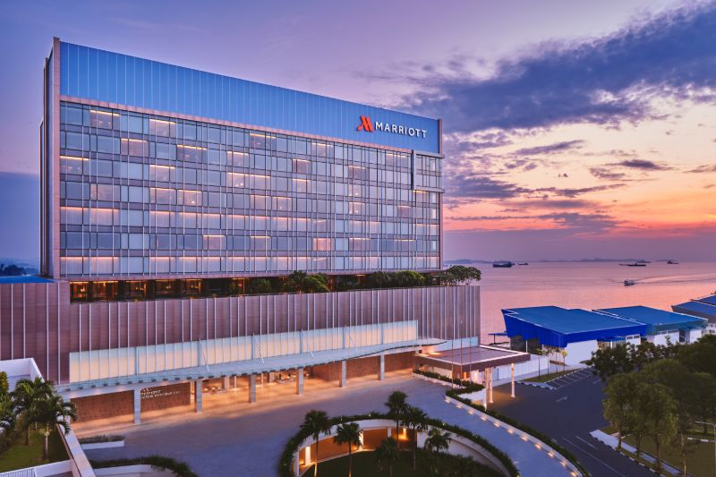 Batam Marriott Hotel Harbour Bay 2