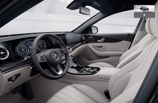 Nội thất Mercedes E250 2016 màu Vàng Macchiato / Nâu Espresso 815