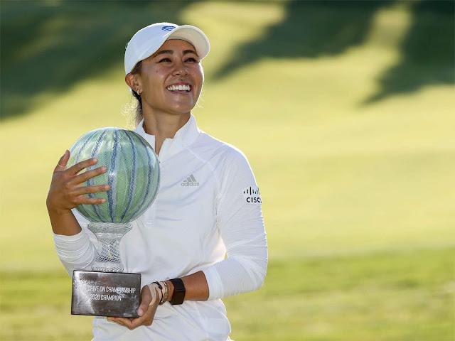 El LPGA Drive on Championship para la americana Danielle Kang
