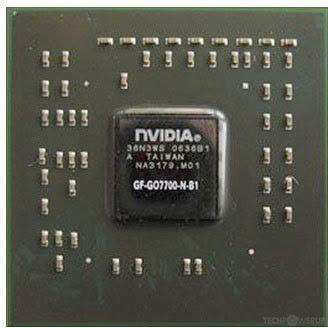 Nvidia GeForce Go 7700(Notebooks)ドライバーのダウンロード